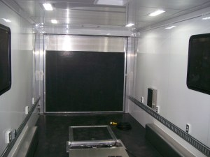 Mobile Showroom (int.facing rear)