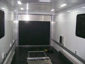 Mobile Showroom (int.facing rear)