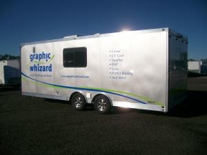 Mobile Showroom (non door rear)